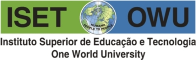 one world university logo
