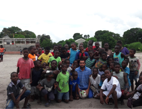 Creating Development Through Youth Clubs